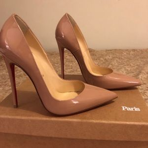 So Kate Nude Pumps  Never Worn!